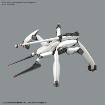 High Grade Reginleif Blade Type Pose 1