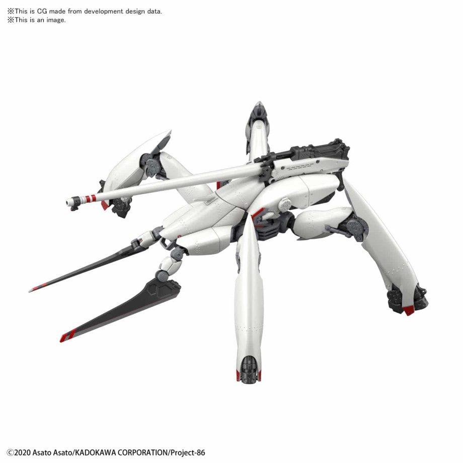 High Grade Reginleif Blade Type Pose 2