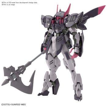 High Grade Gundam Gremory Pose 1