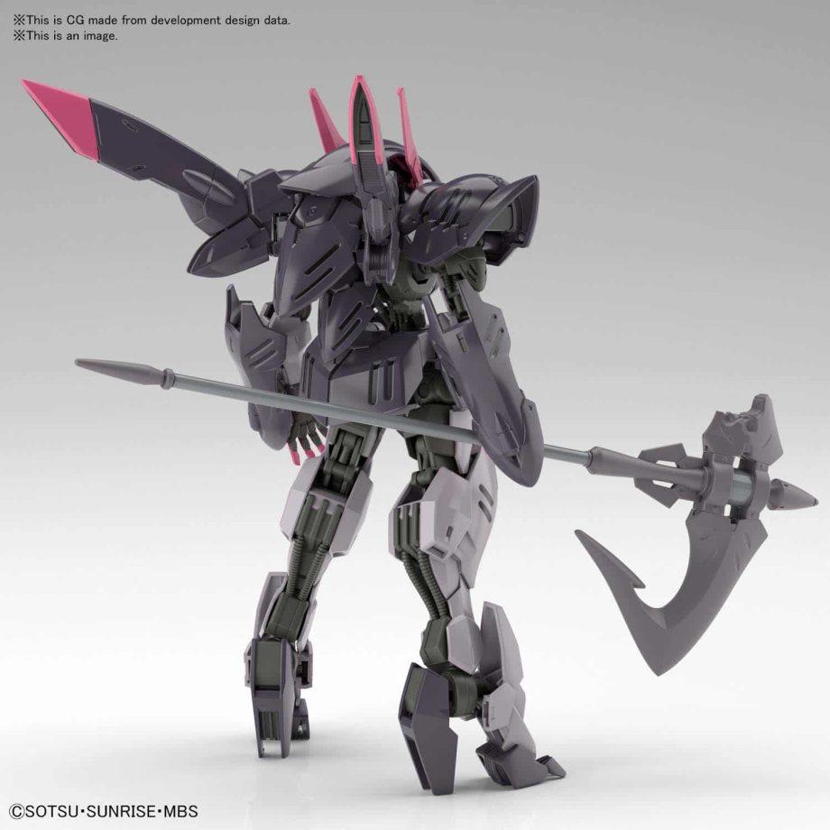 High Grade Gundam Gremory Pose 2