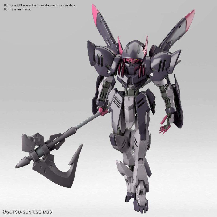 High Grade Gundam Gremory Pose 3