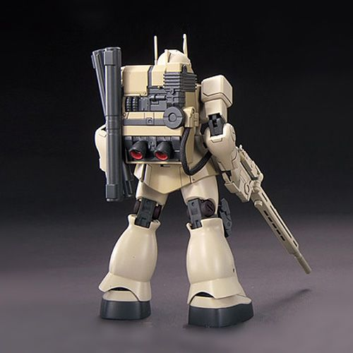 High Grade MS-05L Zaku I Sniper Type Yonem Kirks Pose 2