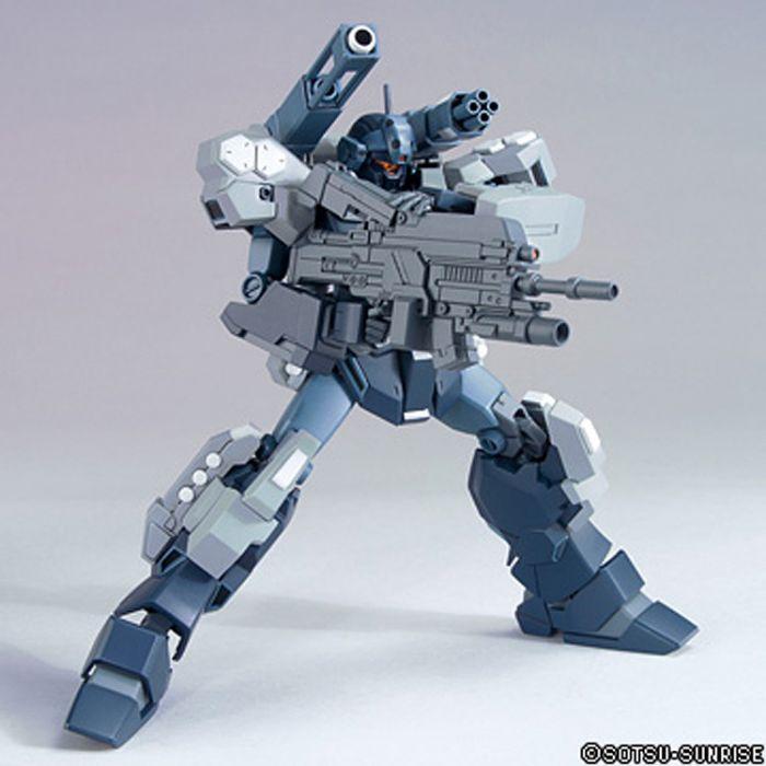 High Grade RGM-96X Jesta Cannon Pose 1