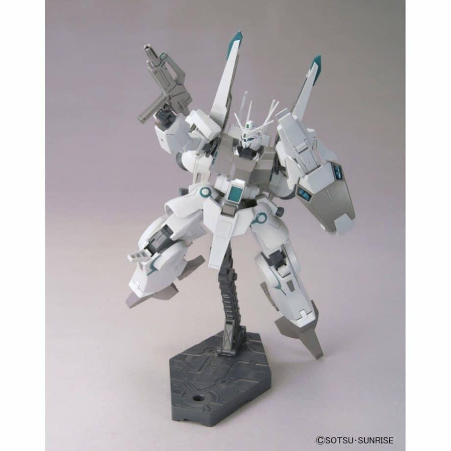 High Grade ARX-014 Silver Bullet Pose 1