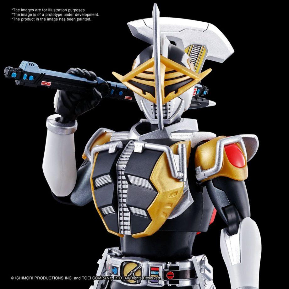 Den-O Ax Form & Plat Form Figure-Rise Standard Pose 1