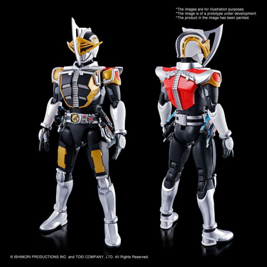 Den-O Ax Form & Plat Form Figure-Rise Standard Pose 2