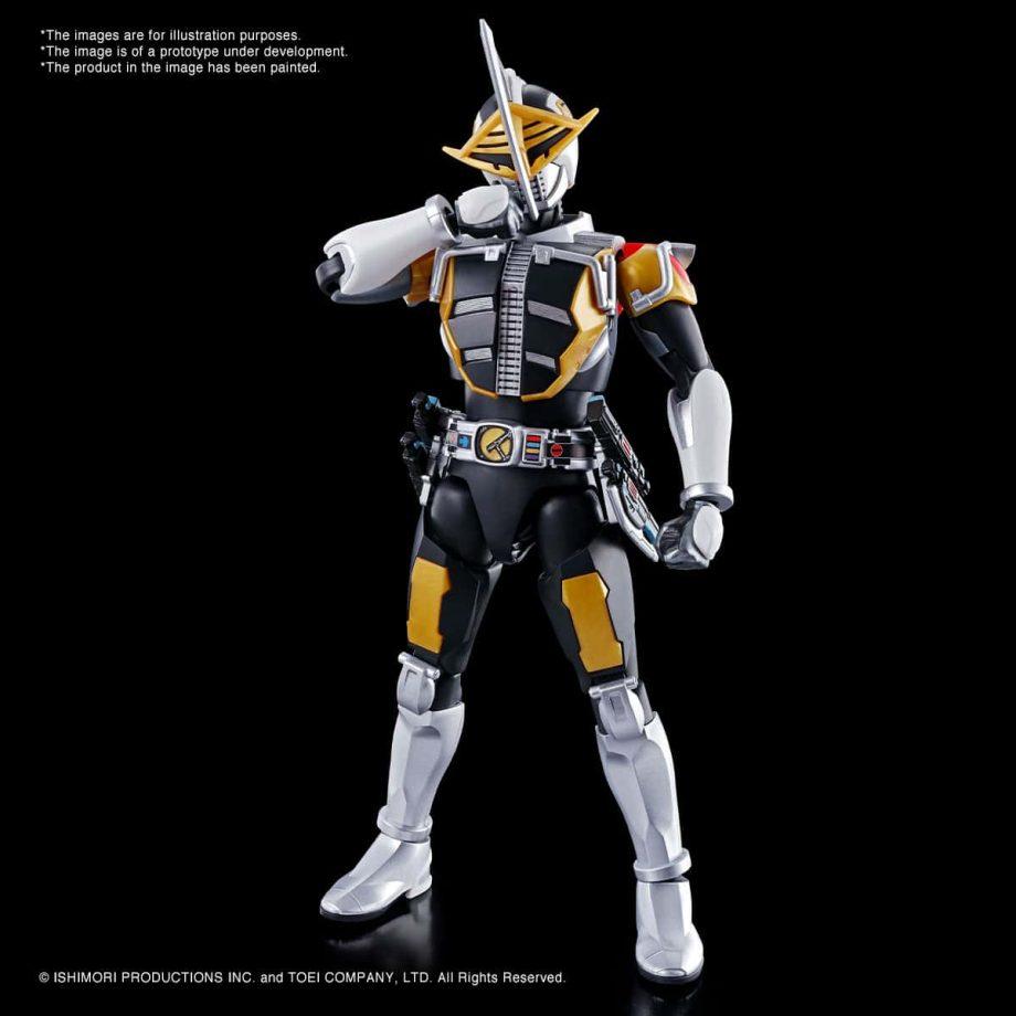 Den-O Ax Form & Plat Form Figure-Rise Standard Pose 3