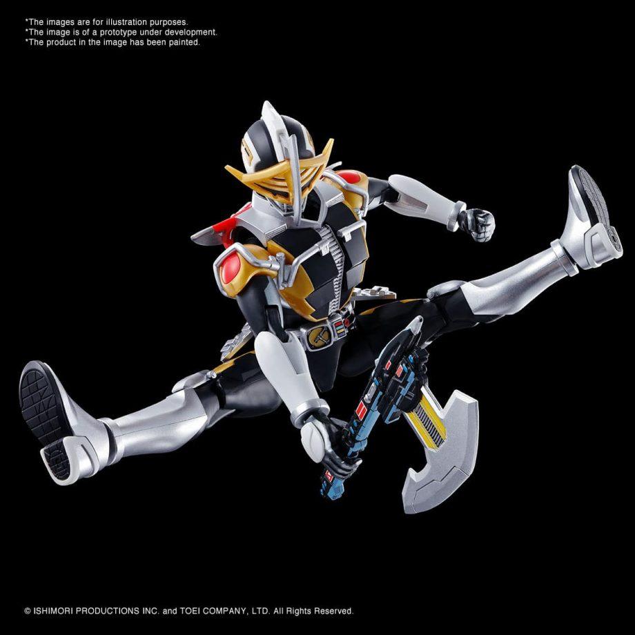 Den-O Ax Form & Plat Form Figure-Rise Standard Pose 4