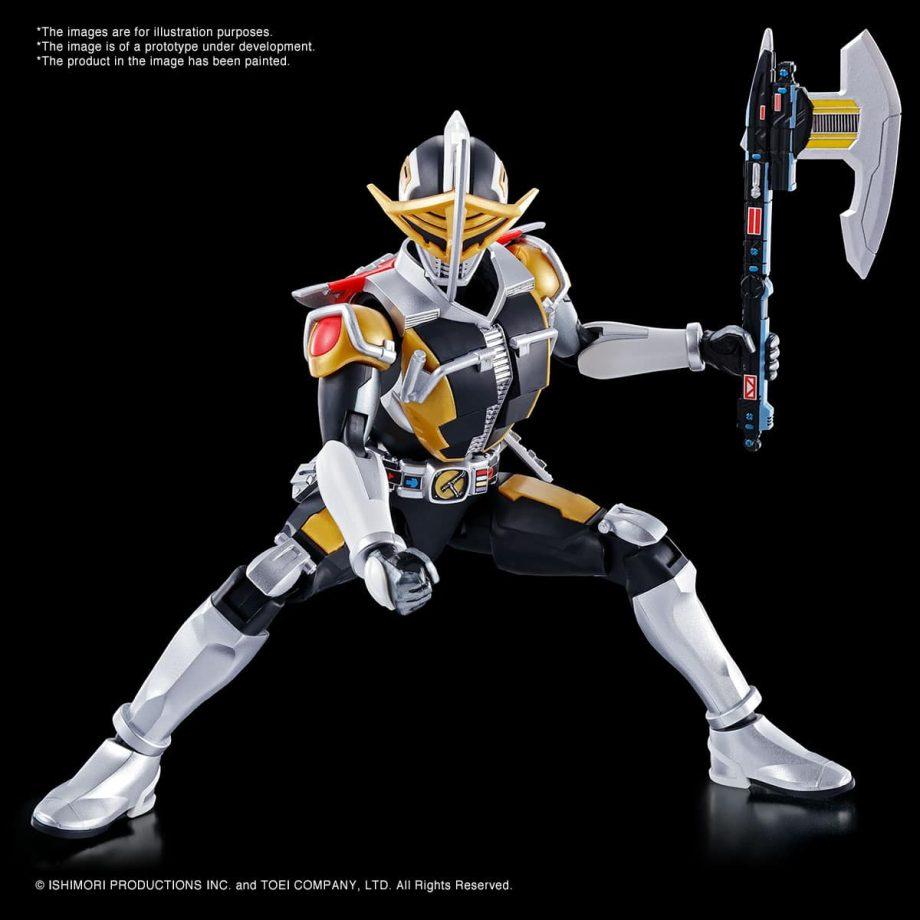 Den-O Ax Form & Plat Form Figure-Rise Standard Pose 5