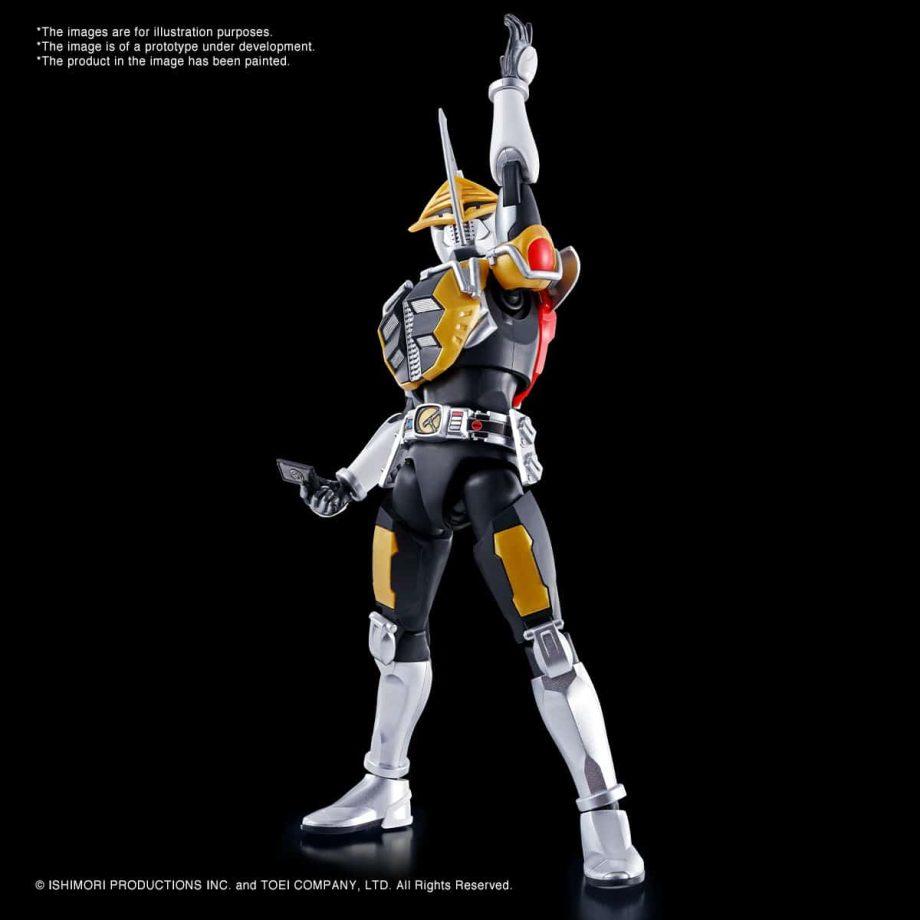 Den-O Ax Form & Plat Form Figure-Rise Standard Pose 6