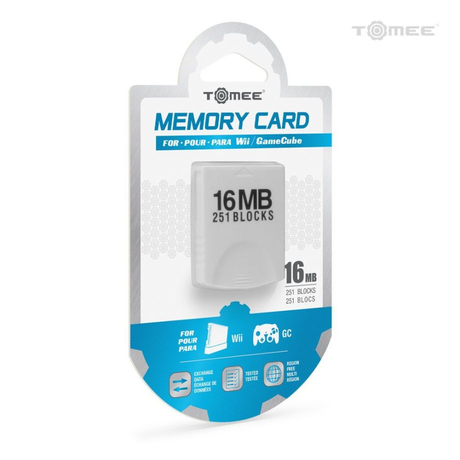 16MB Memory Card For Wii/ GameCube