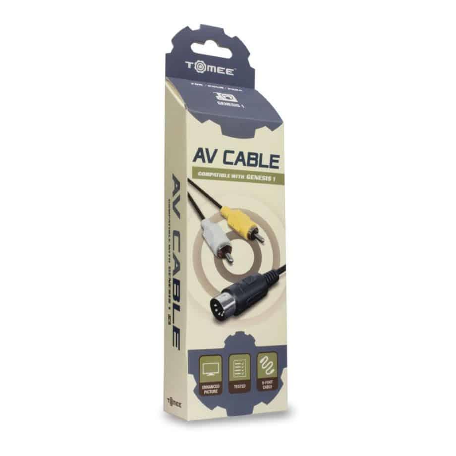 AV Cable For Genesis Model 1