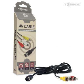 AV Cable For Sega Saturn