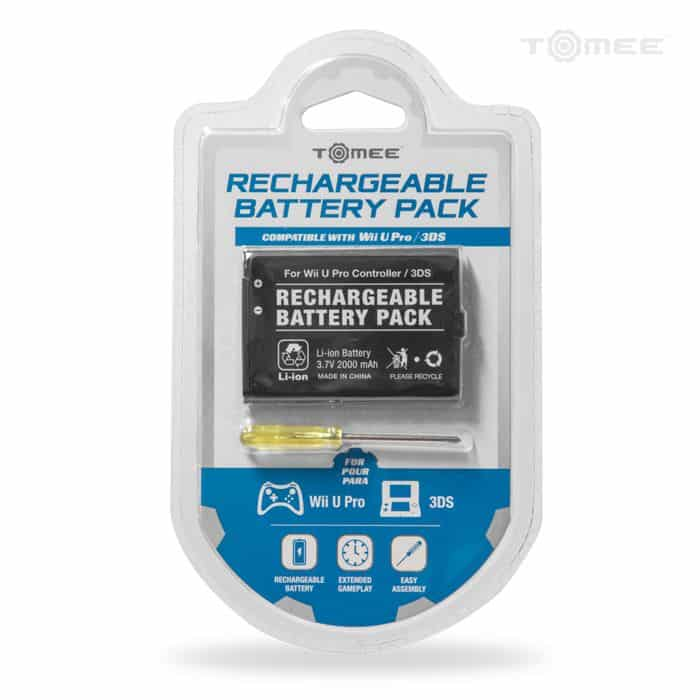Rechargeable Battery Pack For New Nintendo 3DS