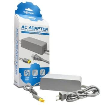 Tomee AC Adapter for Wii U