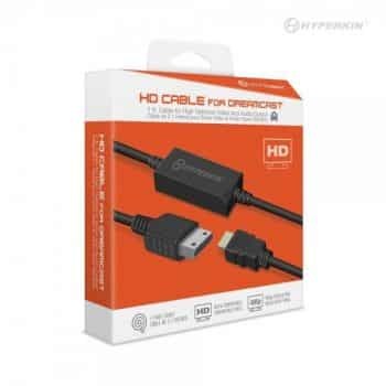HDTV Cable for Dreamcast