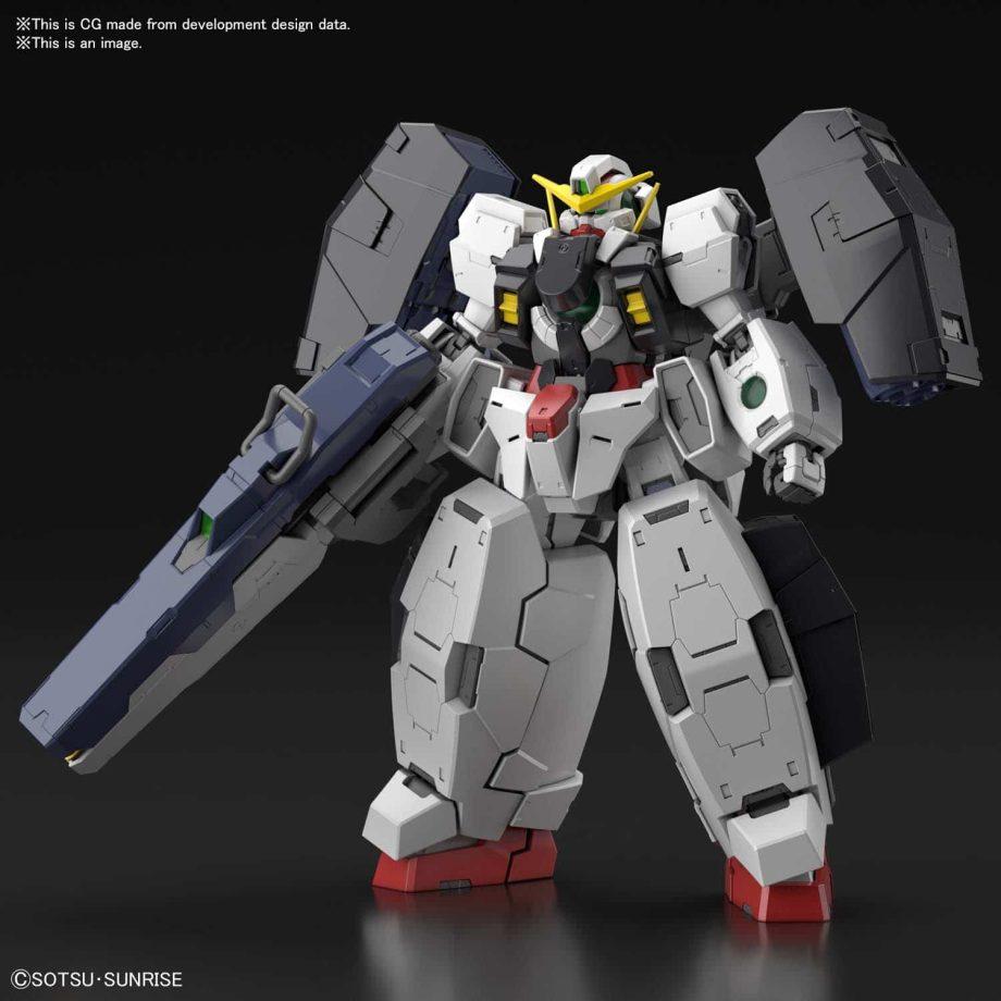 Master Grade Gundam Virtue Pose 1