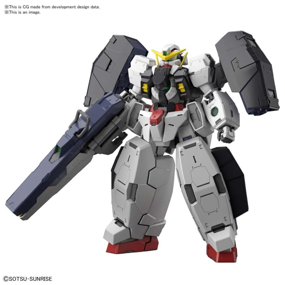 Master Grade Gundam Virtue Pose 2