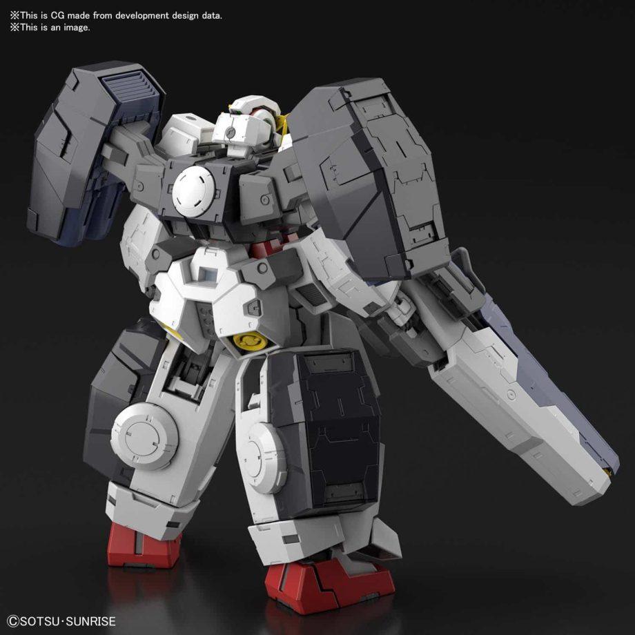 Master Grade Gundam Virtue Pose 3
