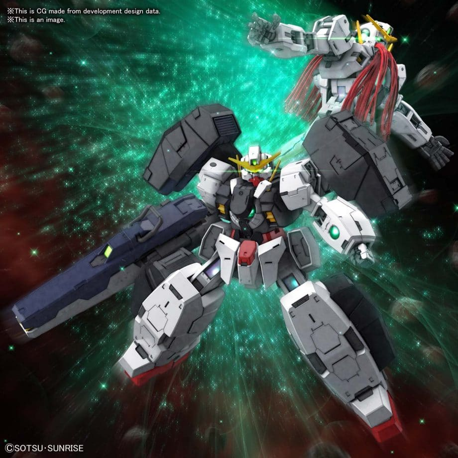 Master Grade Gundam Virtue Pose 4