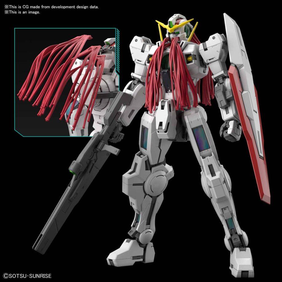 Master Grade Gundam Virtue Pose 6