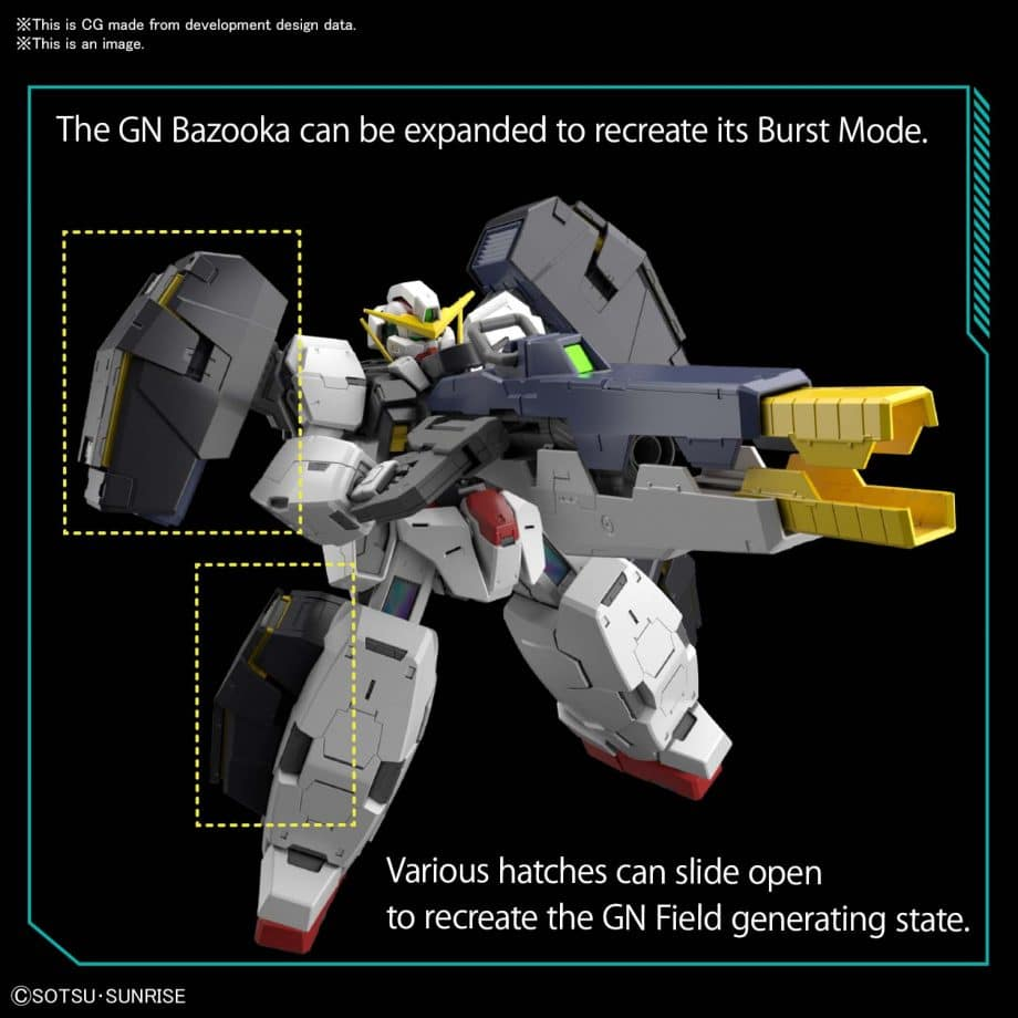 Master Grade Gundam Virtue Pose 9