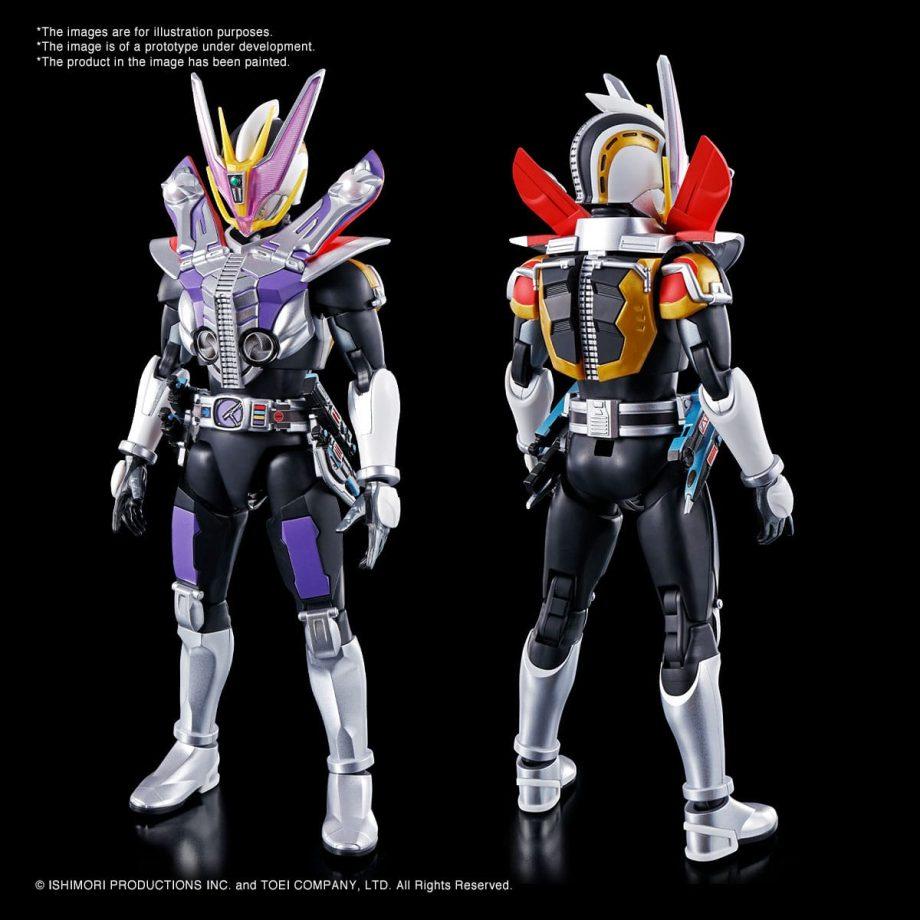 Den-O Gun Form & Plat Form Figure-Rise Standard Pose 2