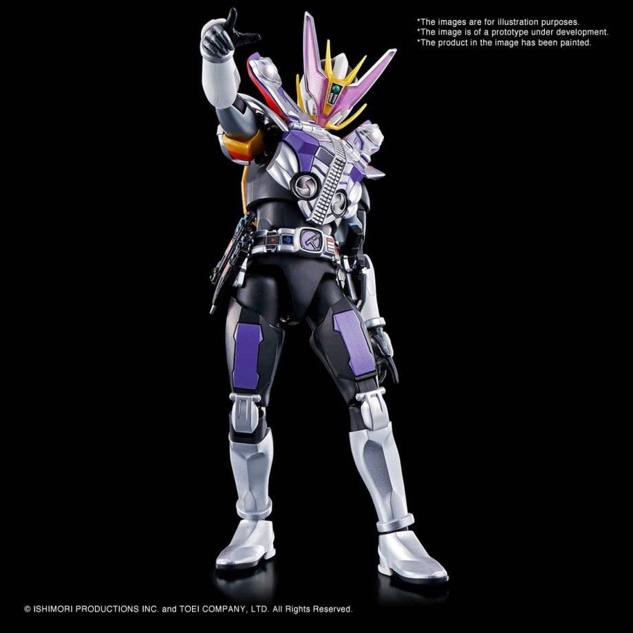 Den-O Gun Form & Plat Form Figure-Rise Standard Pose 3