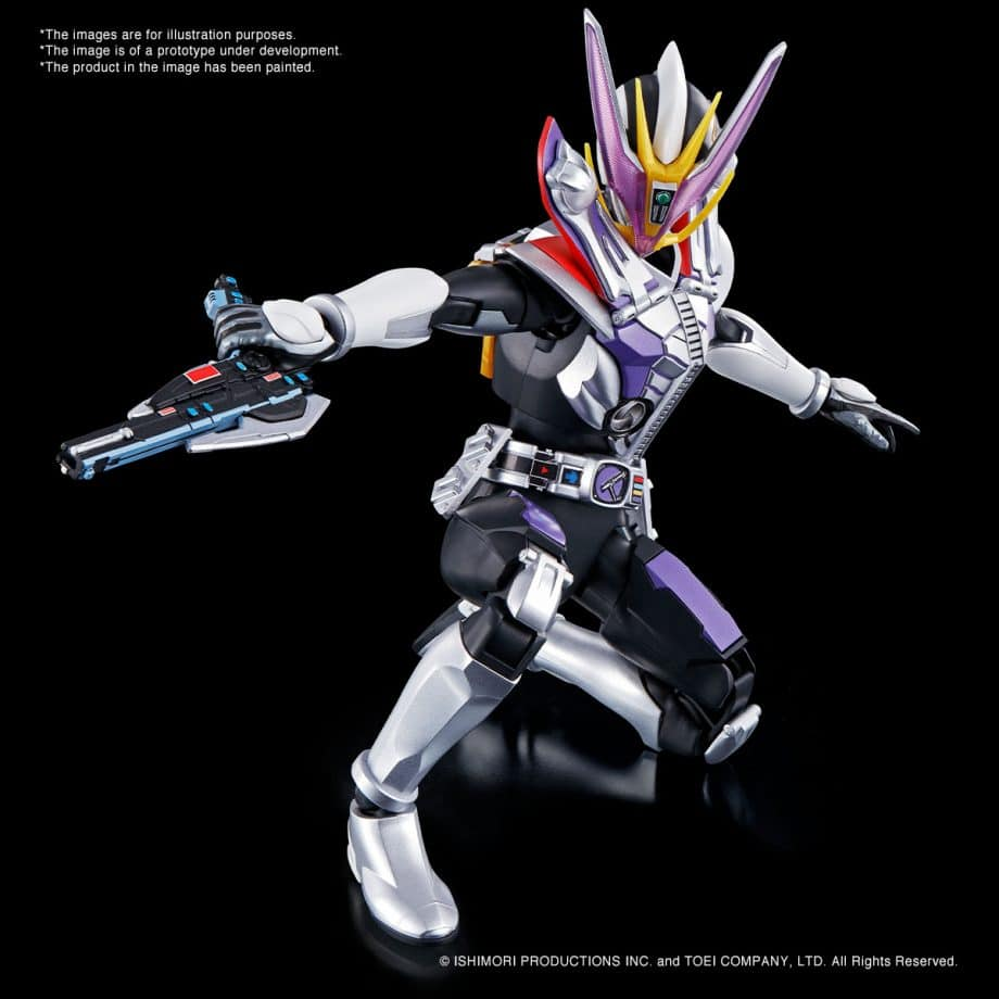 Den-O Gun Form & Plat Form Figure-Rise Standard Pose 4