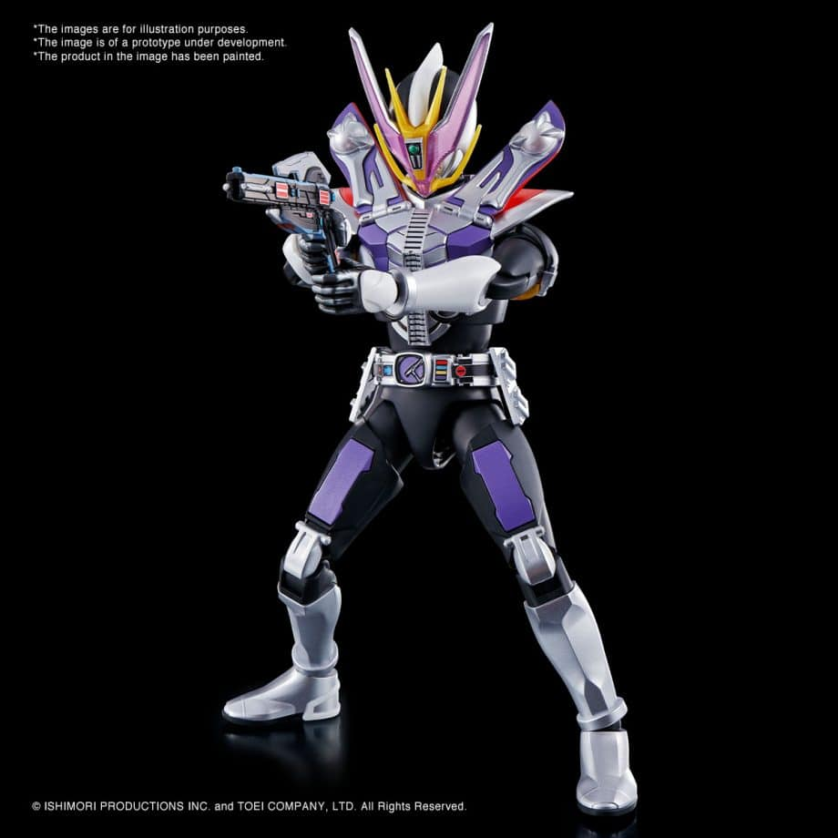 Den-O Gun Form & Plat Form Figure-Rise Standard Pose 5