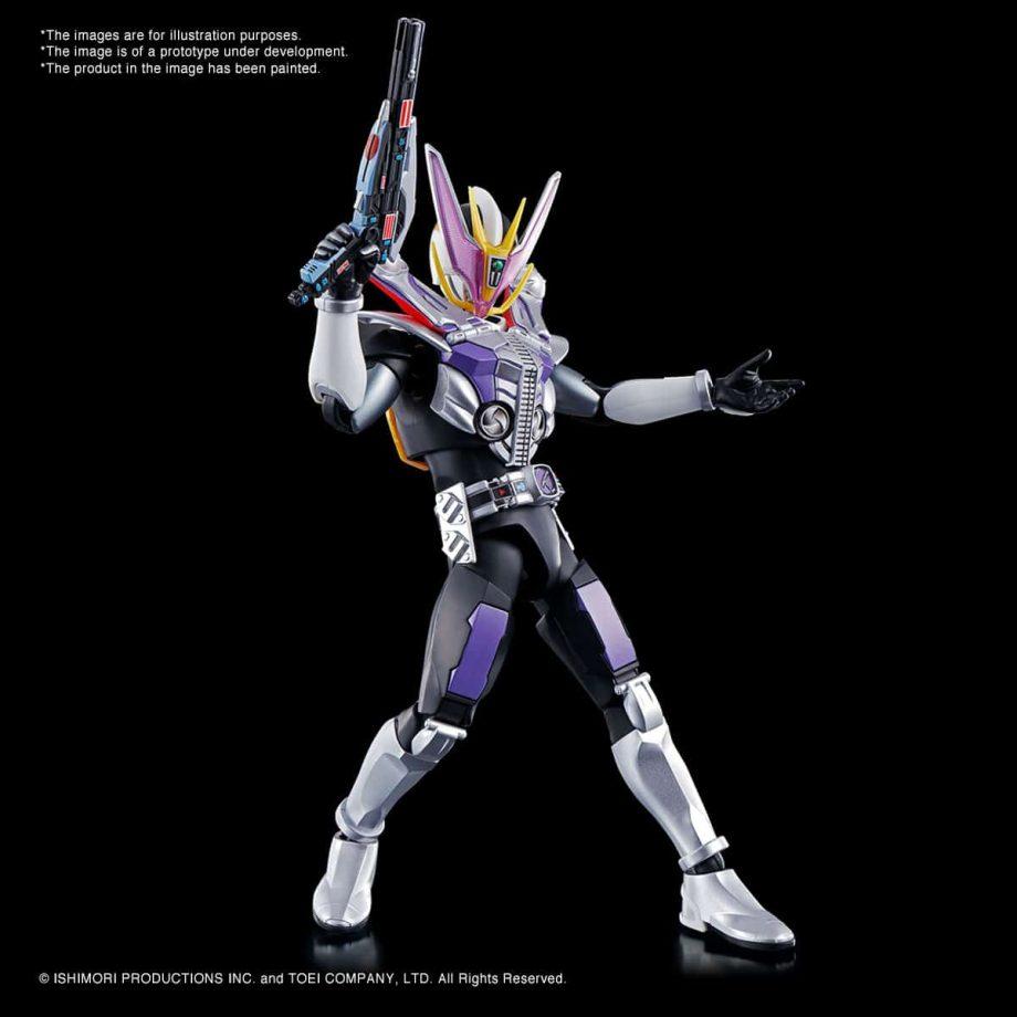 Den-O Gun Form & Plat Form Figure-Rise Standard Pose 6