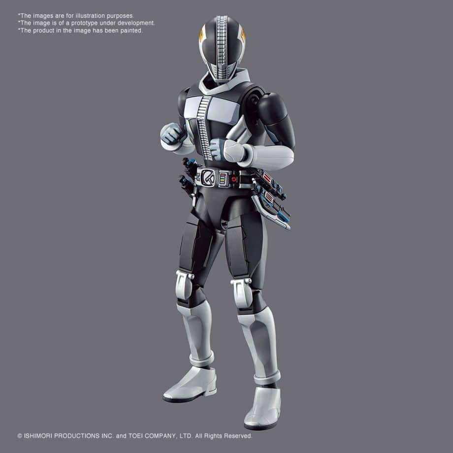 Den-O Gun Form & Plat Form Figure-Rise Standard Pose 7
