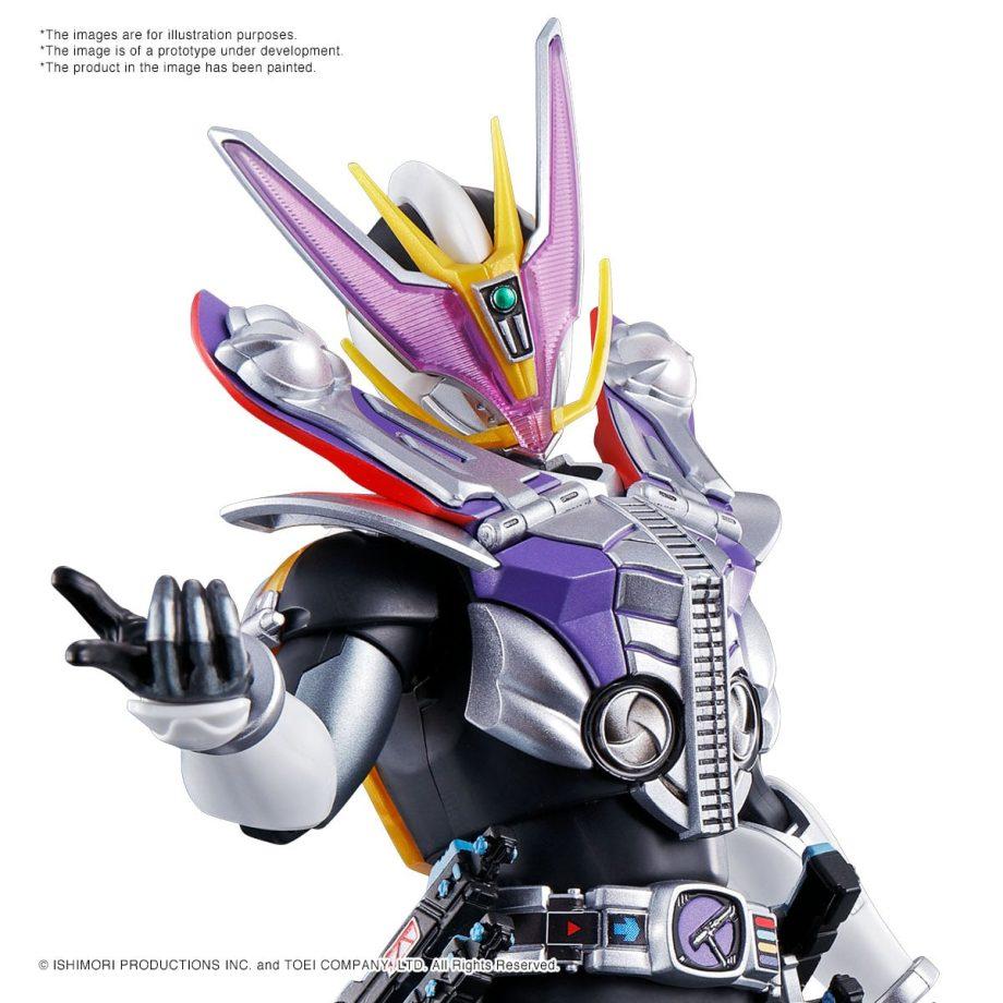 Den-O Gun Form & Plat Form Figure-Rise Standard Pose 9