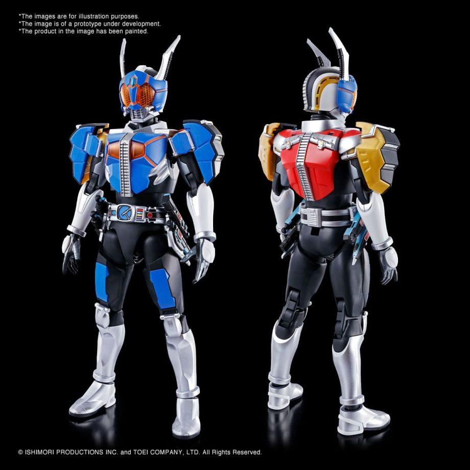 Den-O Rod Form & Plat Form Figure-Rise Standard Pose 2