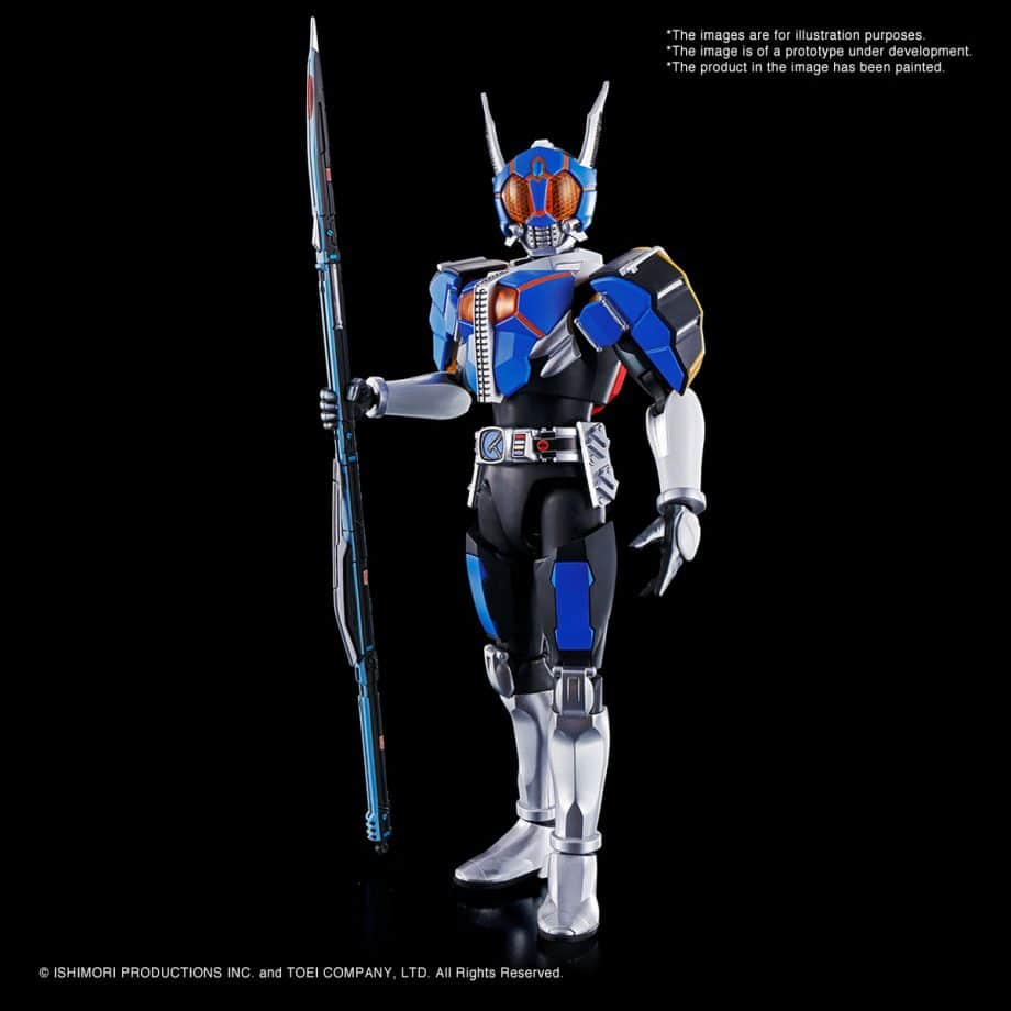 Den-O Rod Form & Plat Form Figure-Rise Standard Pose 3