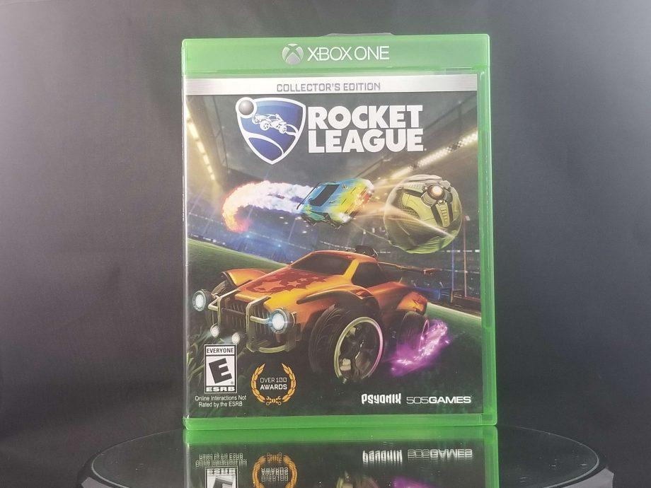 Rocket League Collectors Edition Front