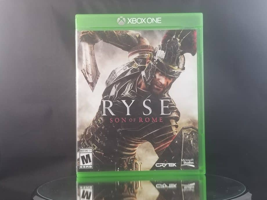 Ryse Son Of Rome Front