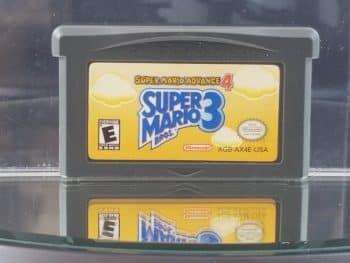 Super Mario Advance 4 Super Mario Bros. 3