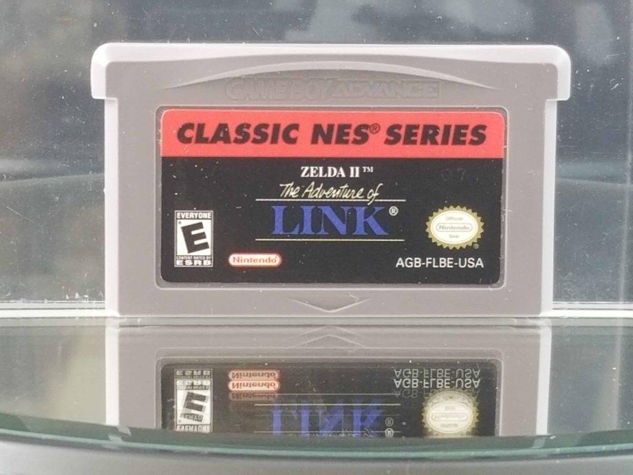 Zelda II The Adventure Of Link Classic NES Series