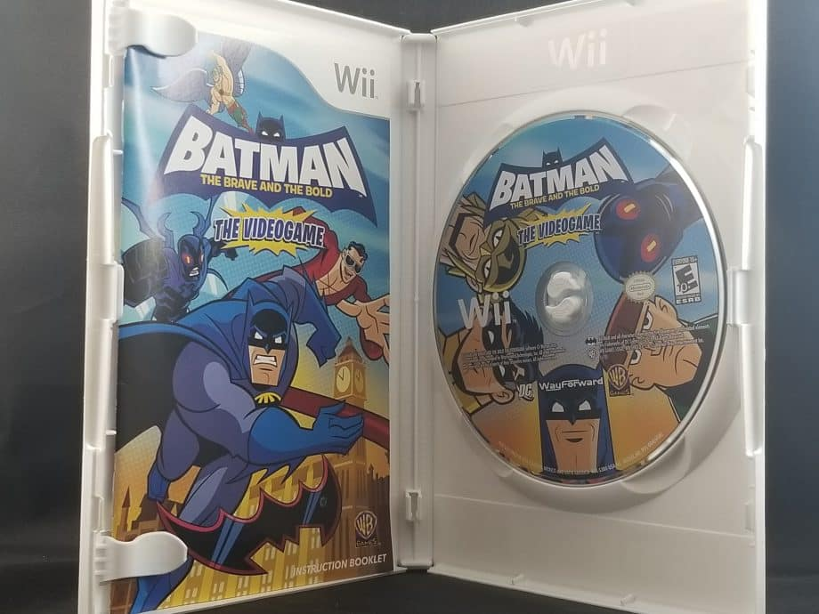 Batman The Brave And The Bold Disc