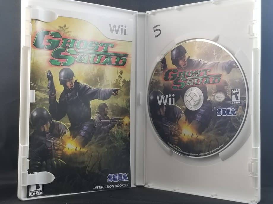 Ghost Squad Disc