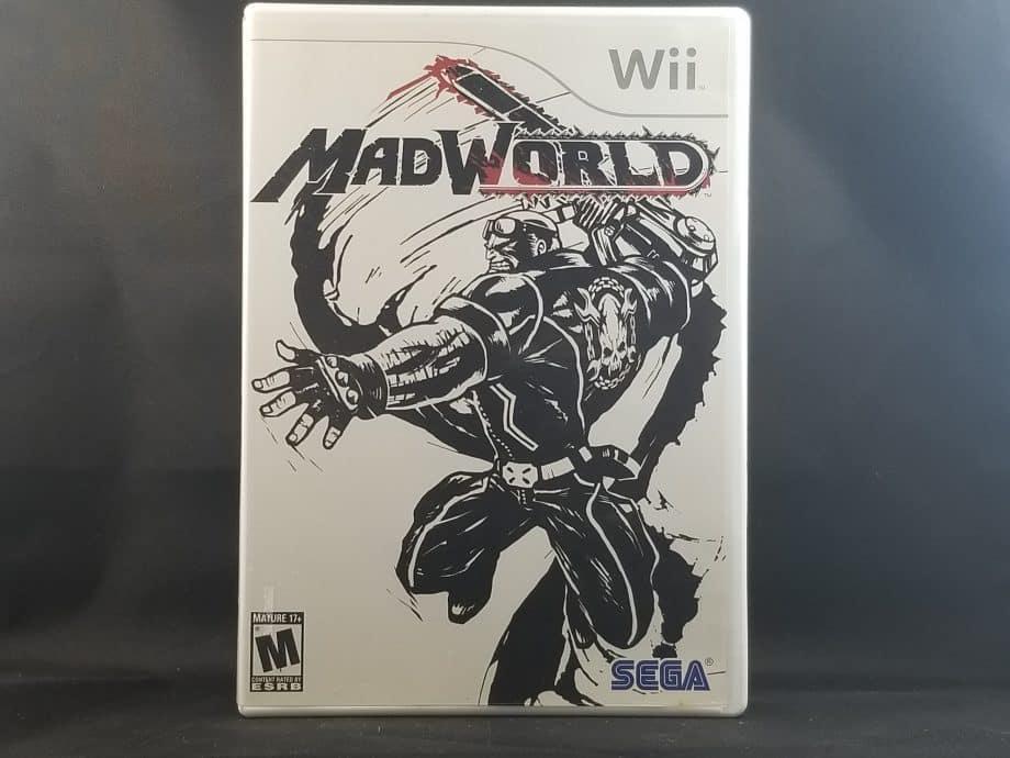 MadWorld Front