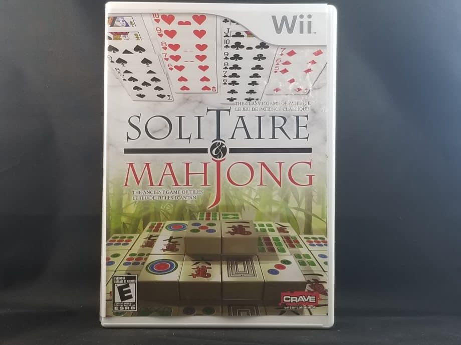 Solitare & Mahjong Front