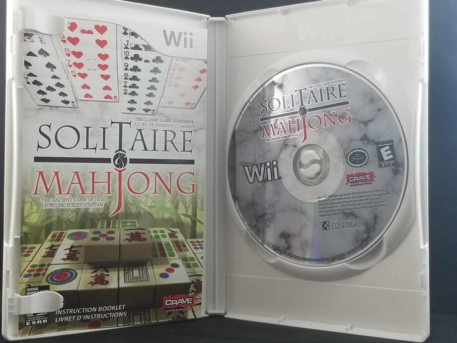 Solitare & Mahjong Disc