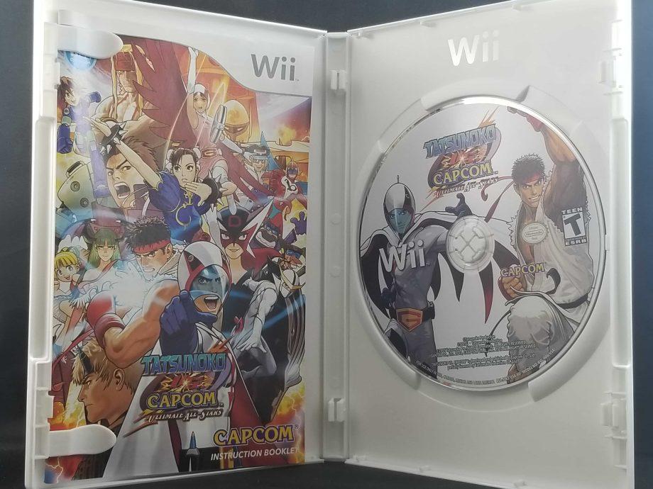 Tatsunoko VS. Capcom Ultimate All Stars Disc