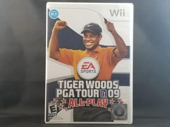 Tiger Woods PGA Tour 2009 All-Play Front