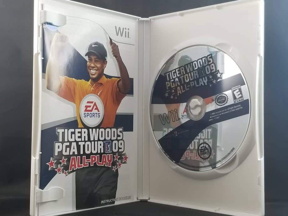 Tiger Woods PGA Tour 2009 All-Play Disc