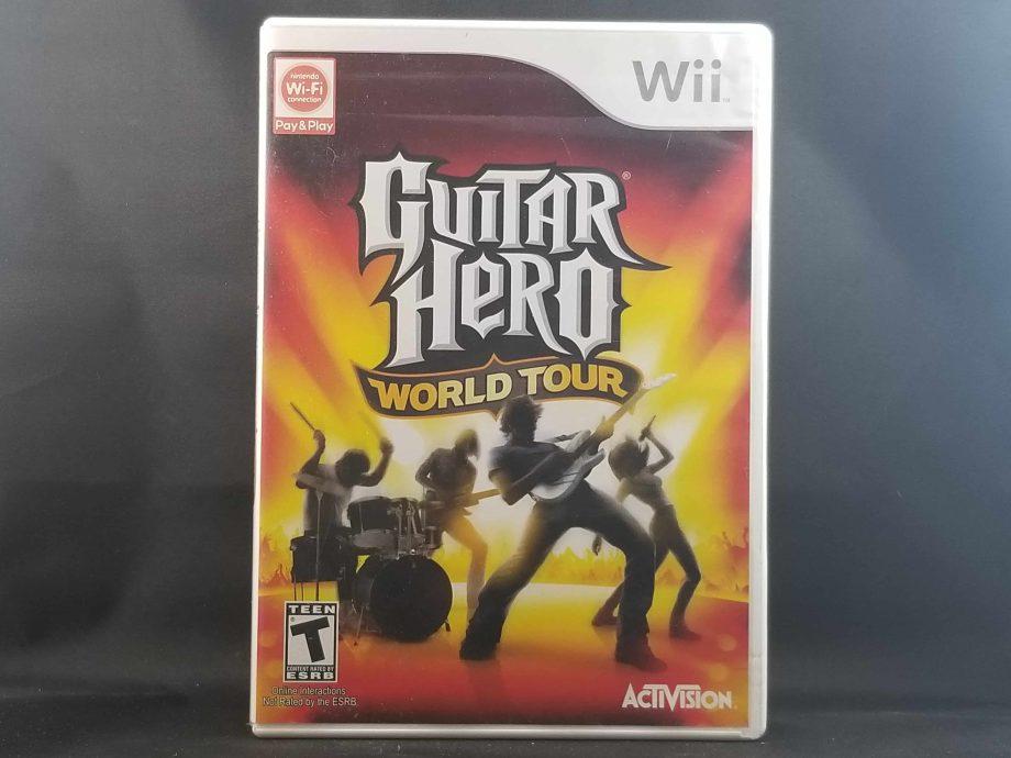 Guitar Hero World Tour Front