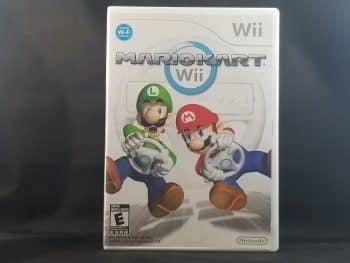 Mario Kart Wii Front
