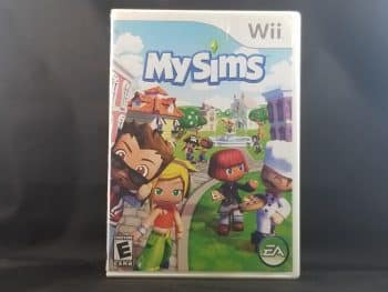 MySims Front